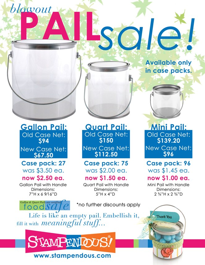 Pail Sale Flyer 9-1-11(2)